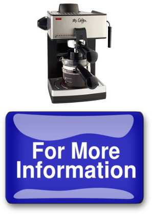 how to use mr coffee espresso machine ecm160